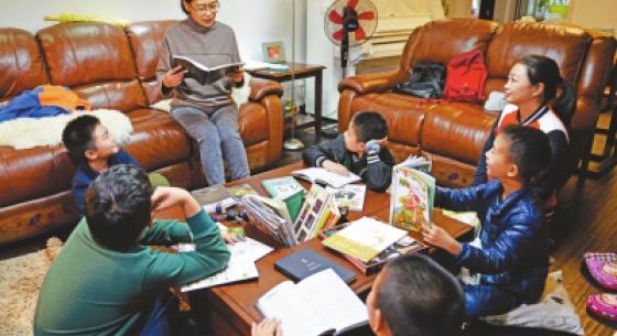 重庆渝北区推进家庭图书馆建设工作 积极助推全民阅读